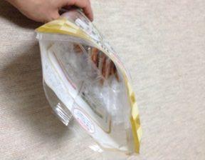 三幸製菓おかき餅青のりしょうゆ味期間限定ごはんですよ!使用2
